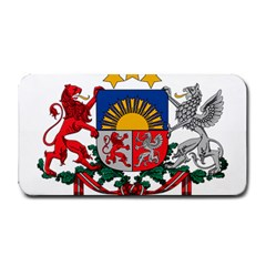 Coat Of Arms Of Latvia Medium Bar Mats