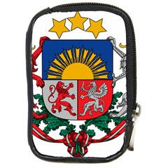 Coat Of Arms Of Latvia Compact Camera Cases