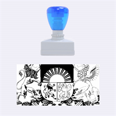 Coat Of Arms Of Latvia Rubber Stamps (medium)