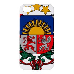 Coat Of Arms Of Latvia Apple Iphone 4/4s Premium Hardshell Case