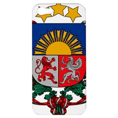 Coat Of Arms Of Latvia Apple Iphone 5 Hardshell Case