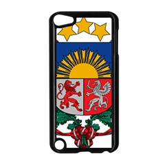 Coat Of Arms Of Latvia Apple Ipod Touch 5 Case (black)