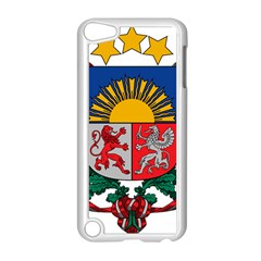 Coat Of Arms Of Latvia Apple Ipod Touch 5 Case (white)