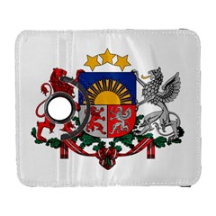 Coat Of Arms Of Latvia Samsung Galaxy S  Iii Flip 360 Case