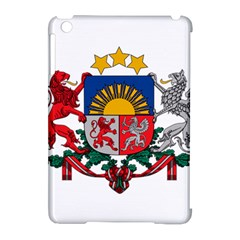 Coat Of Arms Of Latvia Apple Ipad Mini Hardshell Case (compatible With Smart Cover)