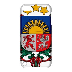 Coat Of Arms Of Latvia Apple Ipod Touch 5 Hardshell Case With Stand