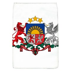 Coat Of Arms Of Latvia Flap Covers (l)