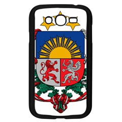 Coat Of Arms Of Latvia Samsung Galaxy Grand Duos I9082 Case (black)
