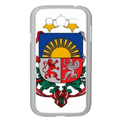 Coat Of Arms Of Latvia Samsung Galaxy Grand Duos I9082 Case (white)