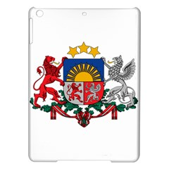 Coat Of Arms Of Latvia Ipad Air Hardshell Cases
