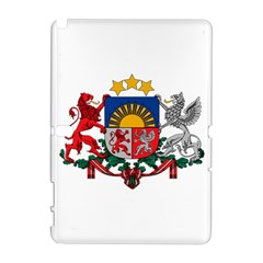 Coat Of Arms Of Latvia Samsung Galaxy Note 10 1 (p600) Hardshell Case