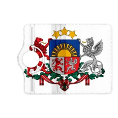 Coat Of Arms Of Latvia Kindle Fire Hd (2013) Flip 360 Case