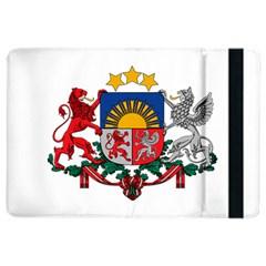 Coat Of Arms Of Latvia Ipad Air 2 Flip