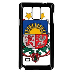Coat Of Arms Of Latvia Samsung Galaxy Note 4 Case (black)