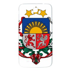Coat Of Arms Of Latvia Samsung Galaxy Mega I9200 Hardshell Back Case