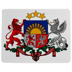 Coat Of Arms Of Latvia Jigsaw Puzzle Photo Stand (rectangular)