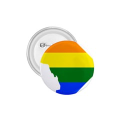 Lgbt Flag Map Of Washington, D C 1 75  Buttons