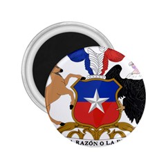Coat Of Arms Of Chile  2 25  Magnets