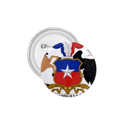 Coat Of Arms Of Chile  1 75  Buttons