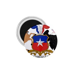 Coat Of Arms Of Chile  1 75  Magnets