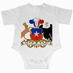 Coat Of Arms Of Chile  Infant Creepers