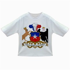 Coat Of Arms Of Chile  Infant/toddler T Shirts