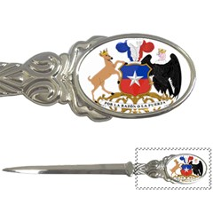 Coat Of Arms Of Chile  Letter Openers