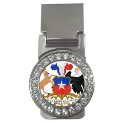 Coat Of Arms Of Chile  Money Clips (cz)
