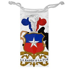 Coat Of Arms Of Chile  Jewelry Bags