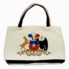 Coat Of Arms Of Chile  Basic Tote Bag