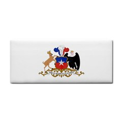 Coat Of Arms Of Chile  Hand Towel