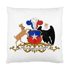 Coat Of Arms Of Chile  Standard Cushion Case (two Sides)