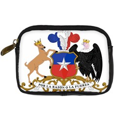 Coat Of Arms Of Chile  Digital Camera Cases
