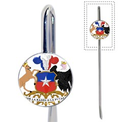 Coat Of Arms Of Chile  Book Mark