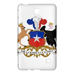 Coat Of Arms Of Chile  Samsung Galaxy Tab 4 (7 ) Hardshell Case