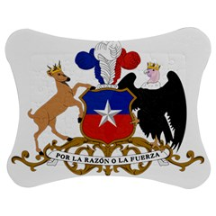 Coat Of Arms Of Chile  Jigsaw Puzzle Photo Stand (bow)
