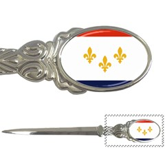 Flag Of New Orleans  Letter Openers