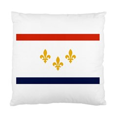 Flag Of New Orleans  Standard Cushion Case (two Sides)