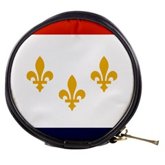 Flag Of New Orleans  Mini Makeup Bags
