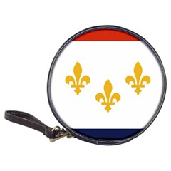 Flag Of New Orleans  Classic 20 Cd Wallets