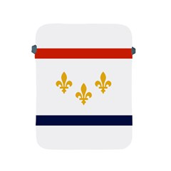 Flag Of New Orleans  Apple iPad 2/3/4 Protective Soft Cases