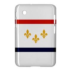 Flag Of New Orleans  Samsung Galaxy Tab 2 (7 ) P3100 Hardshell Case
