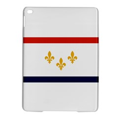 Flag Of New Orleans  iPad Air 2 Hardshell Cases