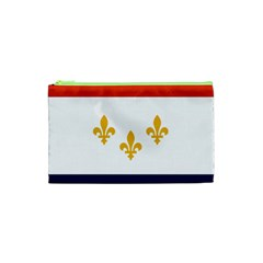 Flag Of New Orleans  Cosmetic Bag (XS)