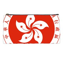 Emblem Of Hong Kong  Pencil Cases