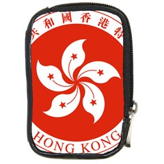 Emblem Of Hong Kong  Compact Camera Cases