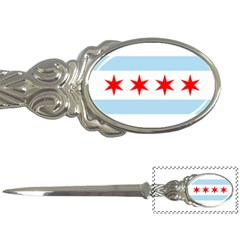 Flag Of Chicago Letter Openers