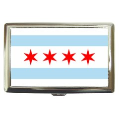 Flag Of Chicago Cigarette Money Cases