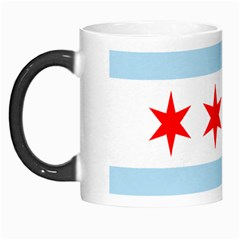 Flag Of Chicago Morph Mugs