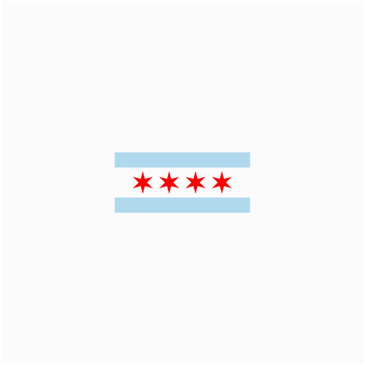 Flag Of Chicago Collage Prints
